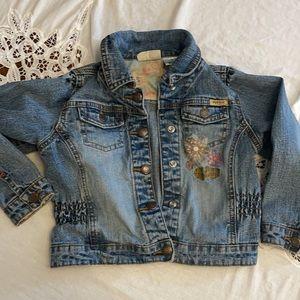Levi's Denim Jean Jacket Girl 4T